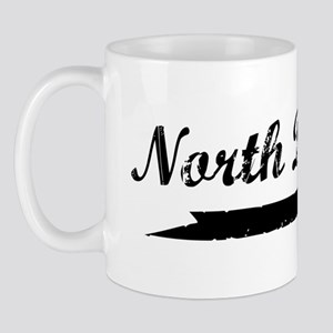 North Dakota (vintage] Mug